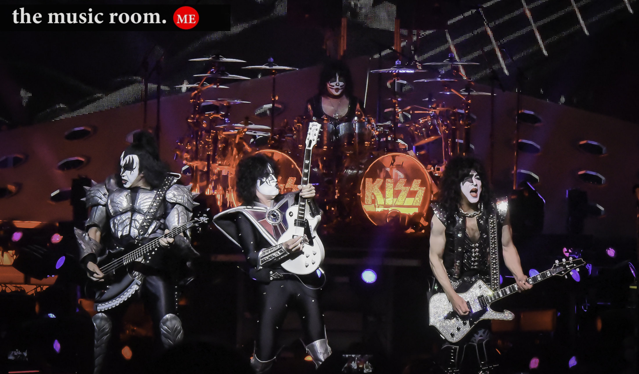 Kiss Full Band 2