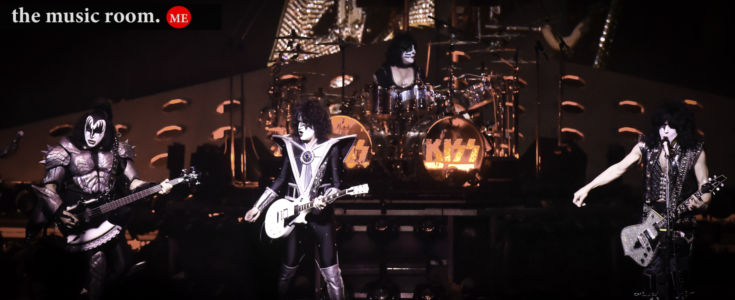 Kiss Full Band 3