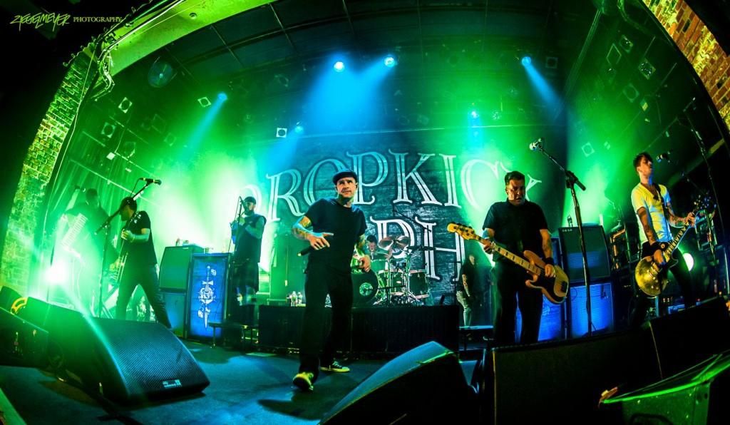 Dropkick Murphys ©2013 Steve Ziegelmeyer