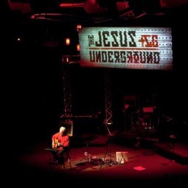 Dave leading worship at The Vineyard - Courtesy Shannon Henszel