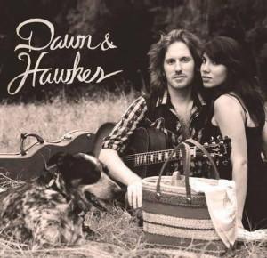 "Dawn & Hawkes E.P. ""Golden Heart"""