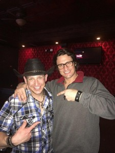 Ryan gets a visit from Joe Nichols