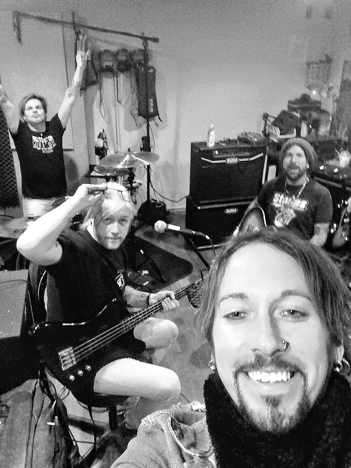 DCA in the studio