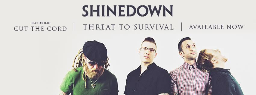 shinedown banner