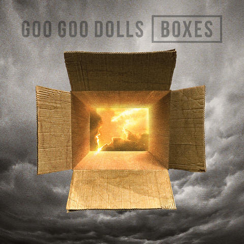 BOXES ALBUM COVER
