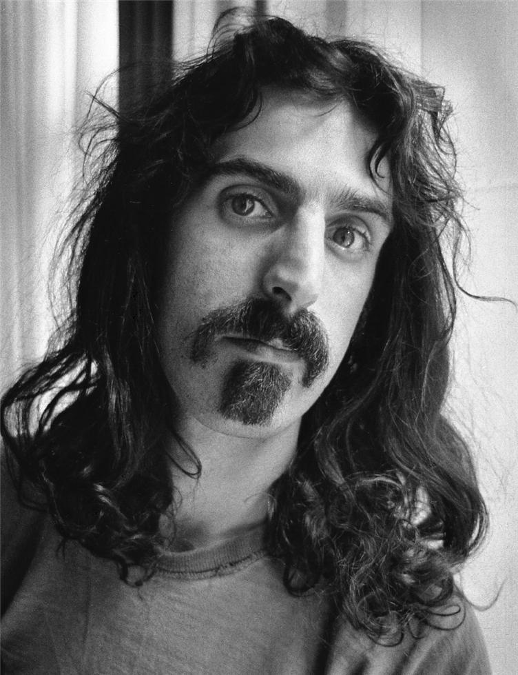 Frank Zappa Black & White