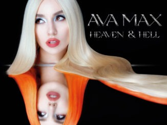 Ava Max_Heaven & Hell_Album Cover