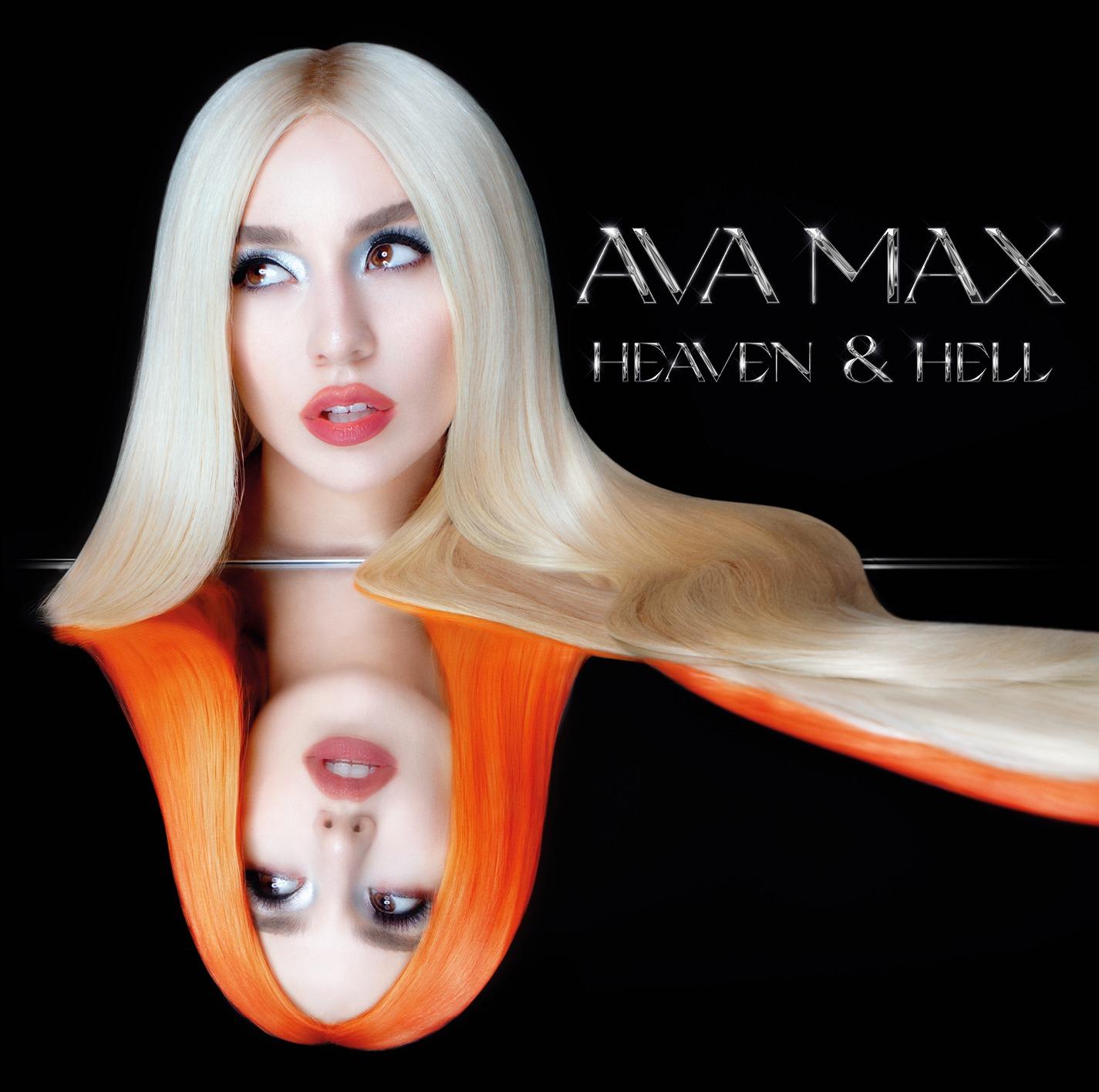 Ava Max_Heaven & Hell_Album Cover