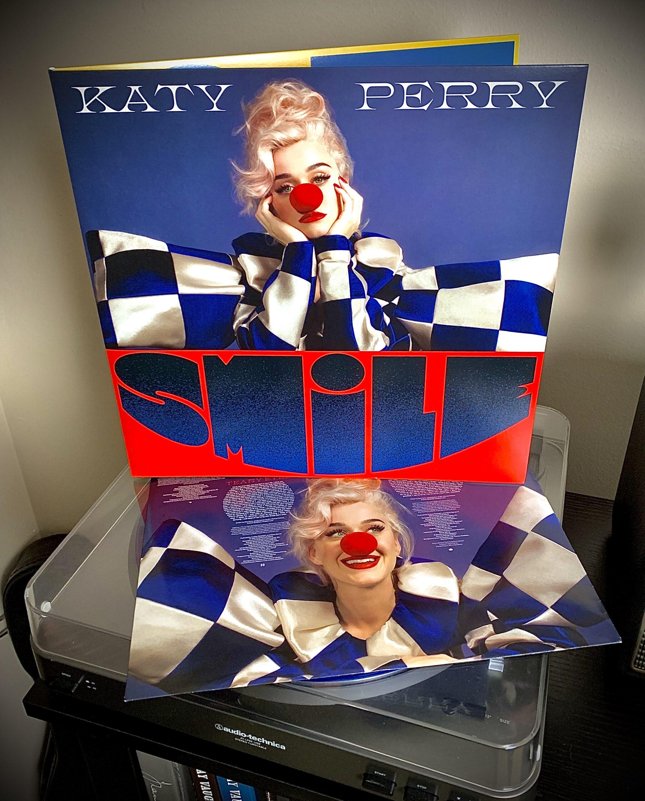Katy Perry Smile Vinyl