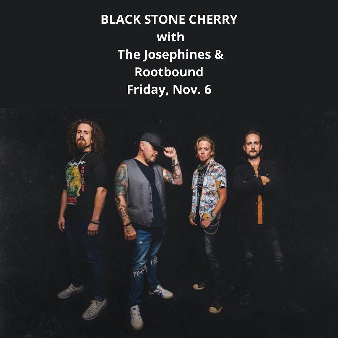 Black Stone Cherry Live in Cincinnati