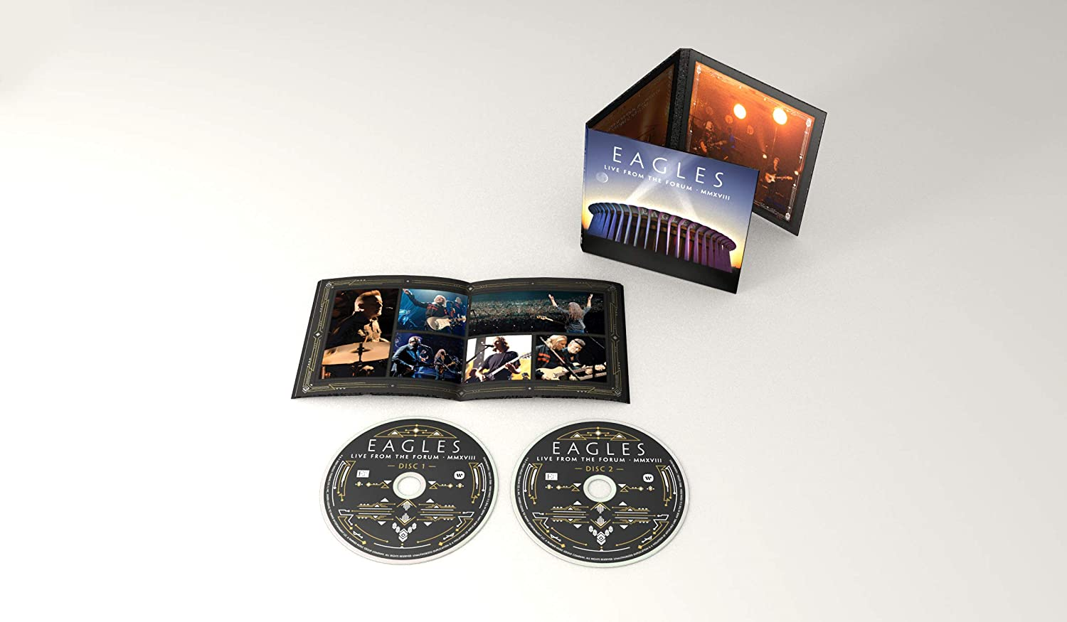 Eagles Live From The Forum CD