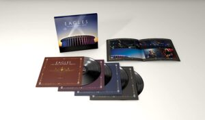 Eagles Live From The Forum Vinyl