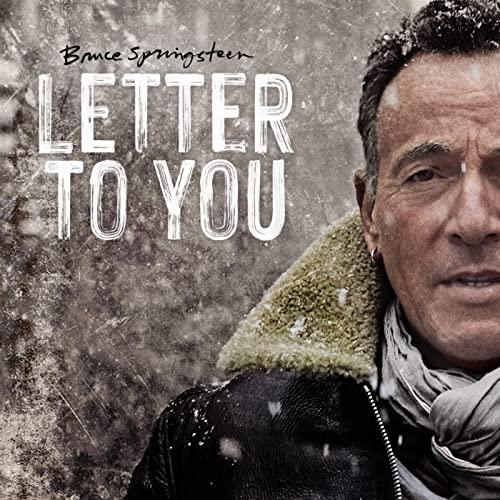 Letter To You Album Cover