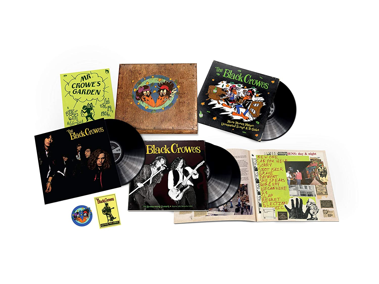 Shake Your Money Maker Box Set
