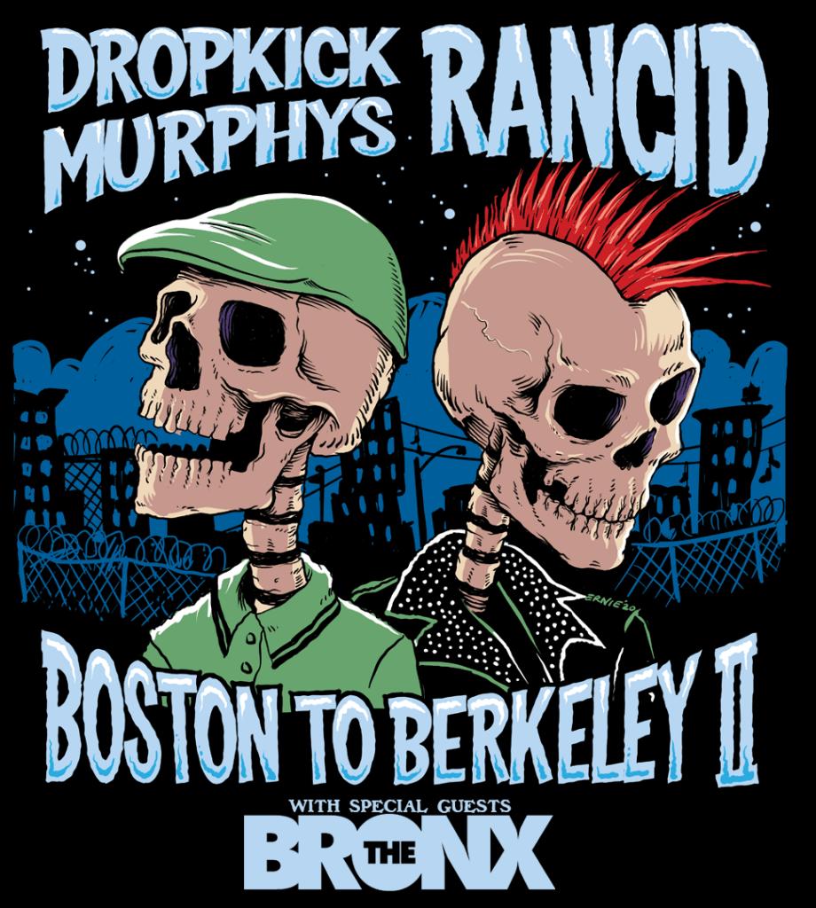 Boston To Berkeley 2