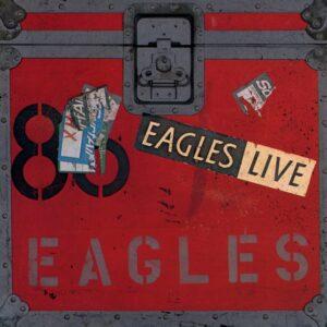 Eagles Live Album Cover
