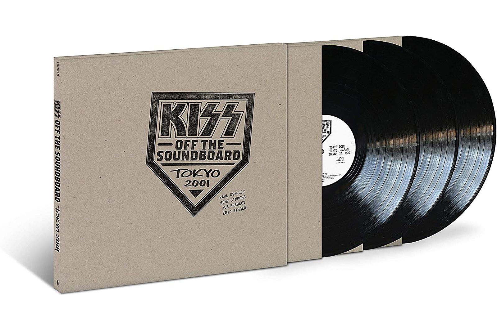 Kiss Tokyo 2001 Vinyl