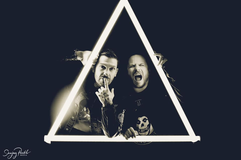 Brent Smith and Zach Myers