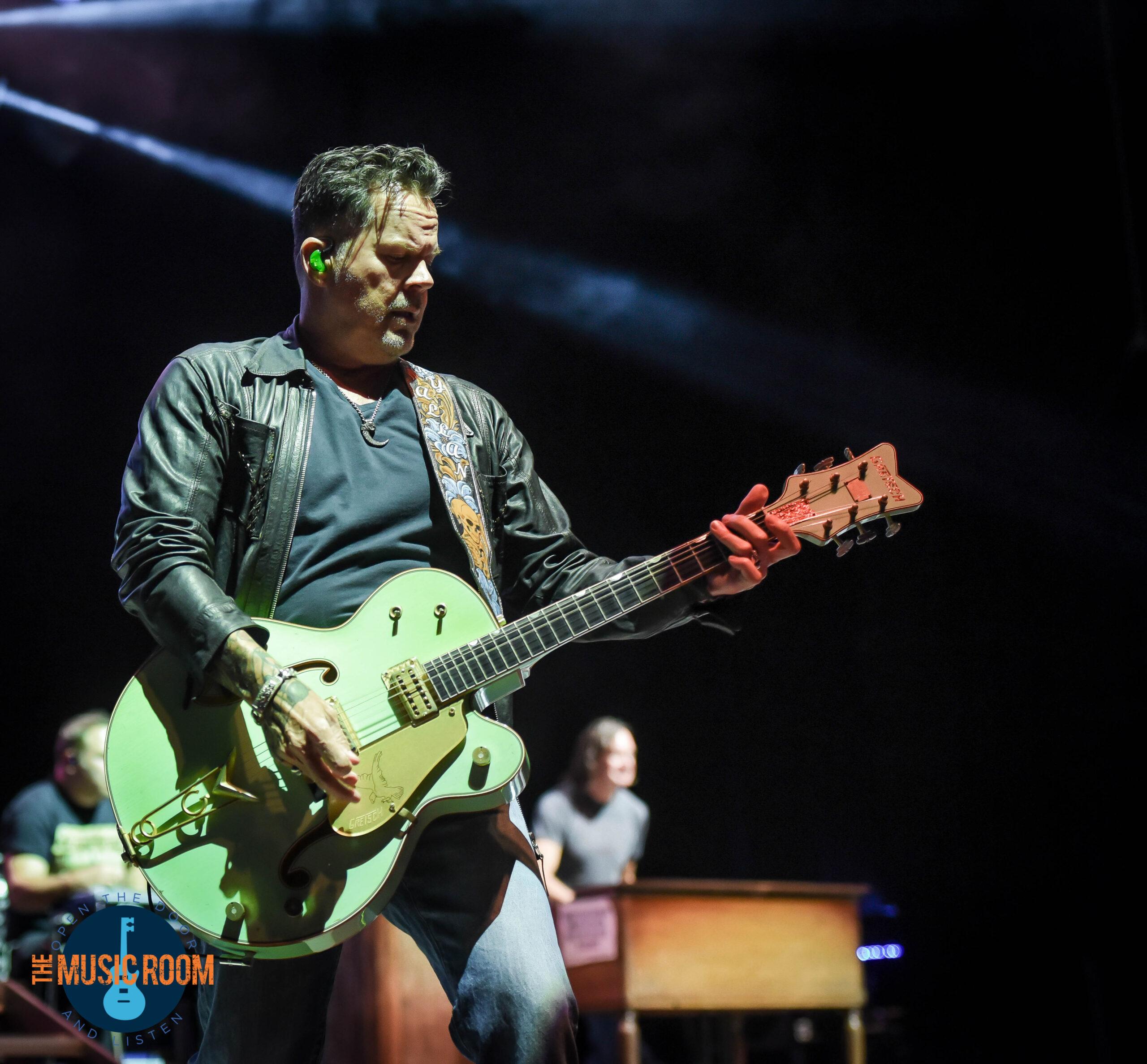 Gary Allan Gretch Guitar