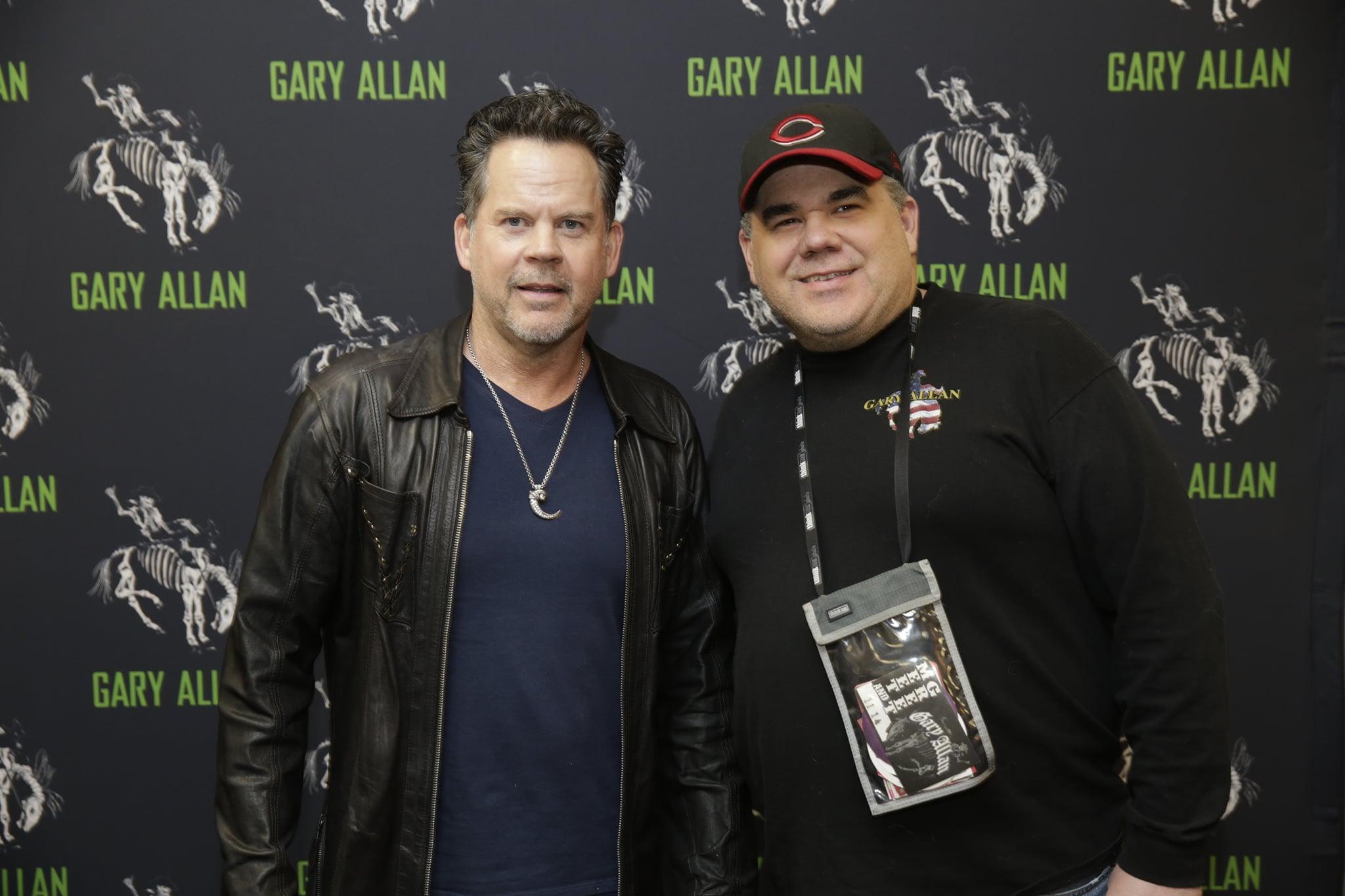 Gary Allan Meet and Greet